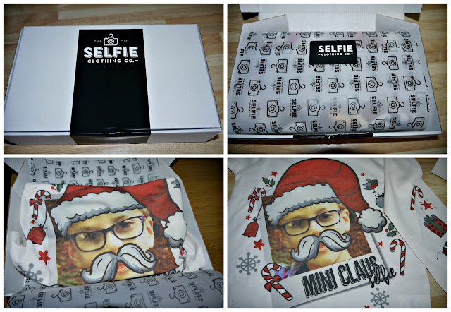 elfie selfie, Christmas