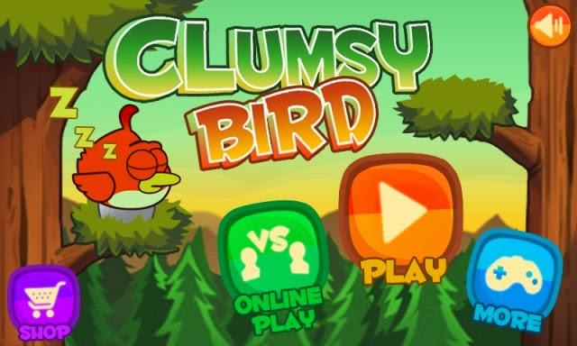 Descarga el Juego Pájaros Torpes para Moviles y Tablets con Android Gratis