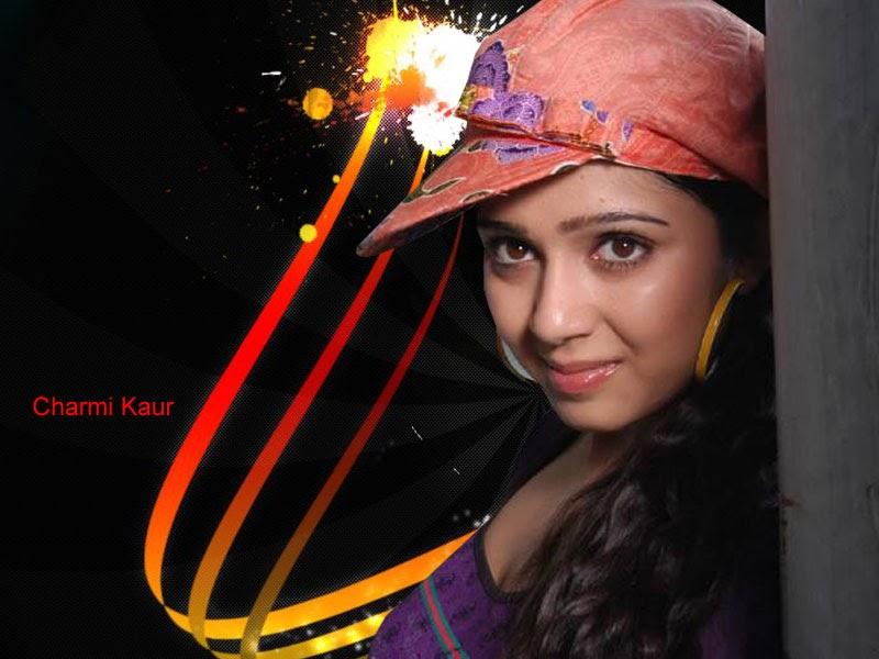 Charmi Kaur New Wallpapers