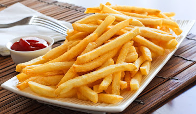 resep Kentang goreng (french fries) ala KFC