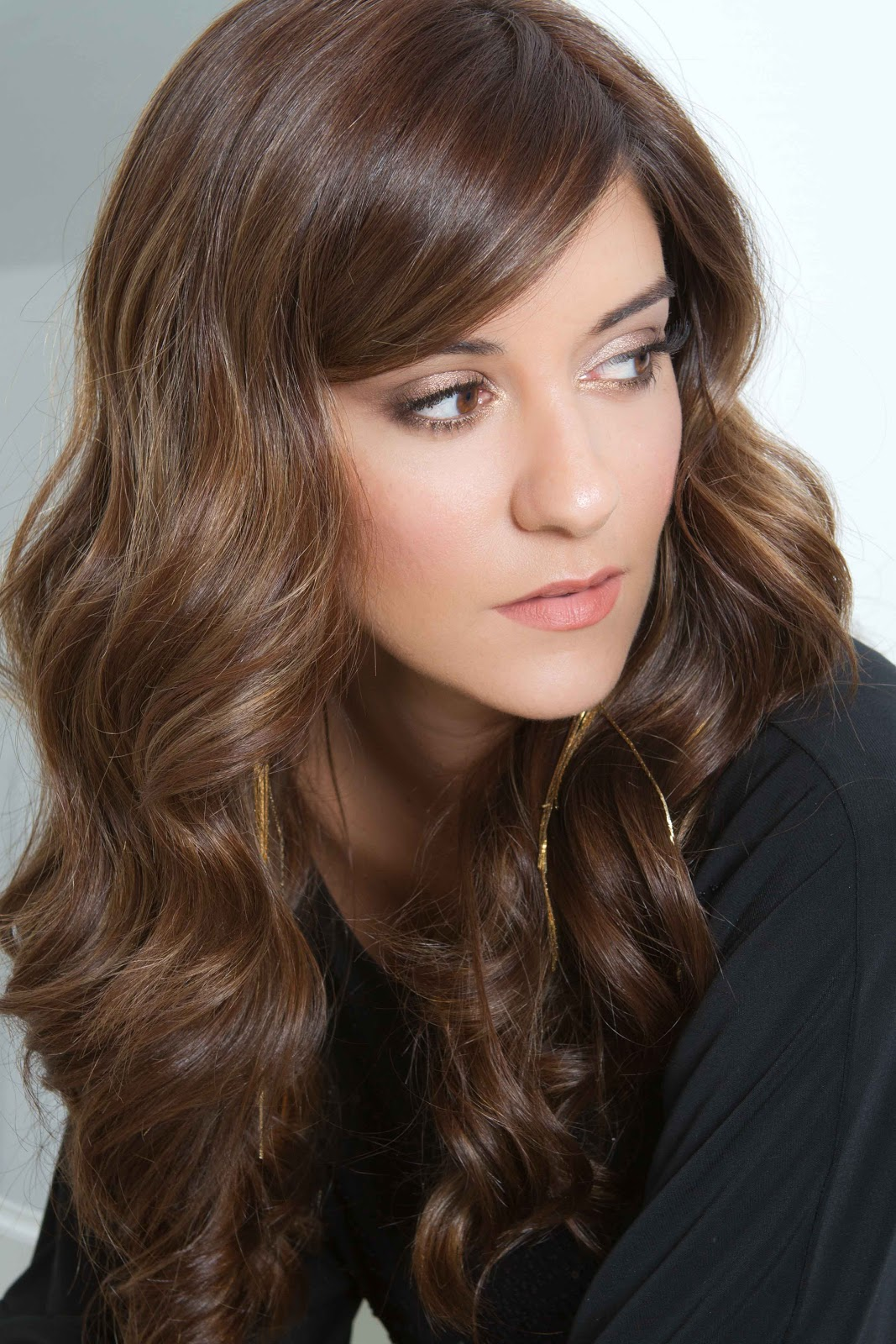 Light Golden Brown Permanent Hair Color And Golden Brown