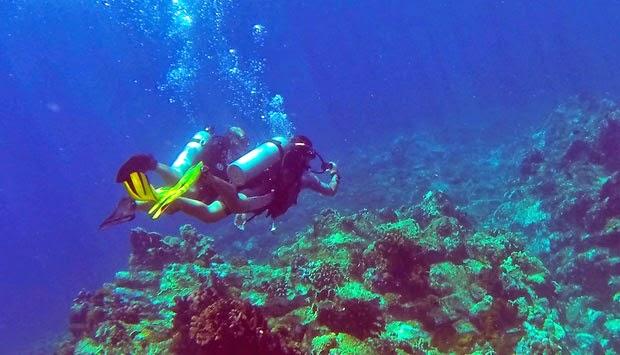 Mahengetang, Pesona Wisata Gunung Api Bawah Laut