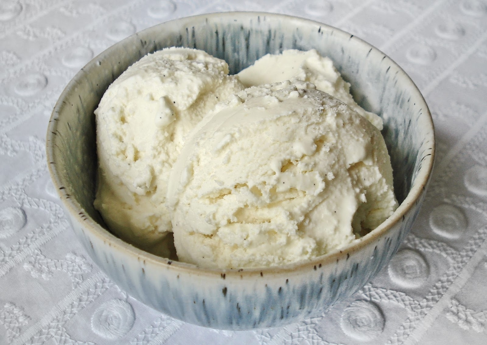 Gluten Free SCD and Veggie: Vanilla - Vanilla Ice Cream GF SCD
