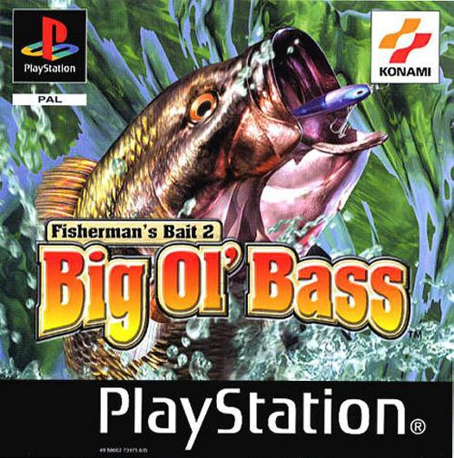 Torrent Super Compactado Big Ol Bass 2 PS1
