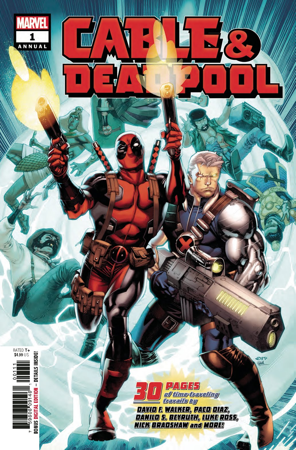 CABLE & DEADPOOL ANNUAL