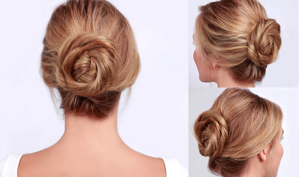 Twisted Bun Tutorial Learn The 7 Simple Steps