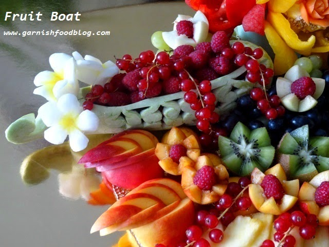 fruit decorations fruit platter