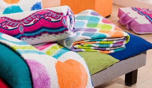 Ropa de cama colores