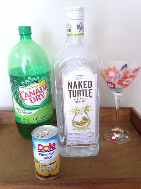 Pineapple Rum Recipe