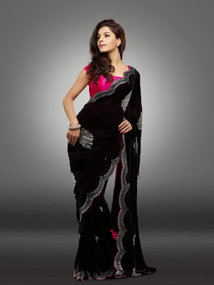 Actress+Isha+Talwar+Latest+Fashion+Saree+Photo+Shoot+Gallery+CelebsNext+0008 Latest Saree Fashion: Isha Talwar Gorgeous Photos in Saree