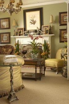 Beautiful day living rooms art deco style for Living room ideas 1920s