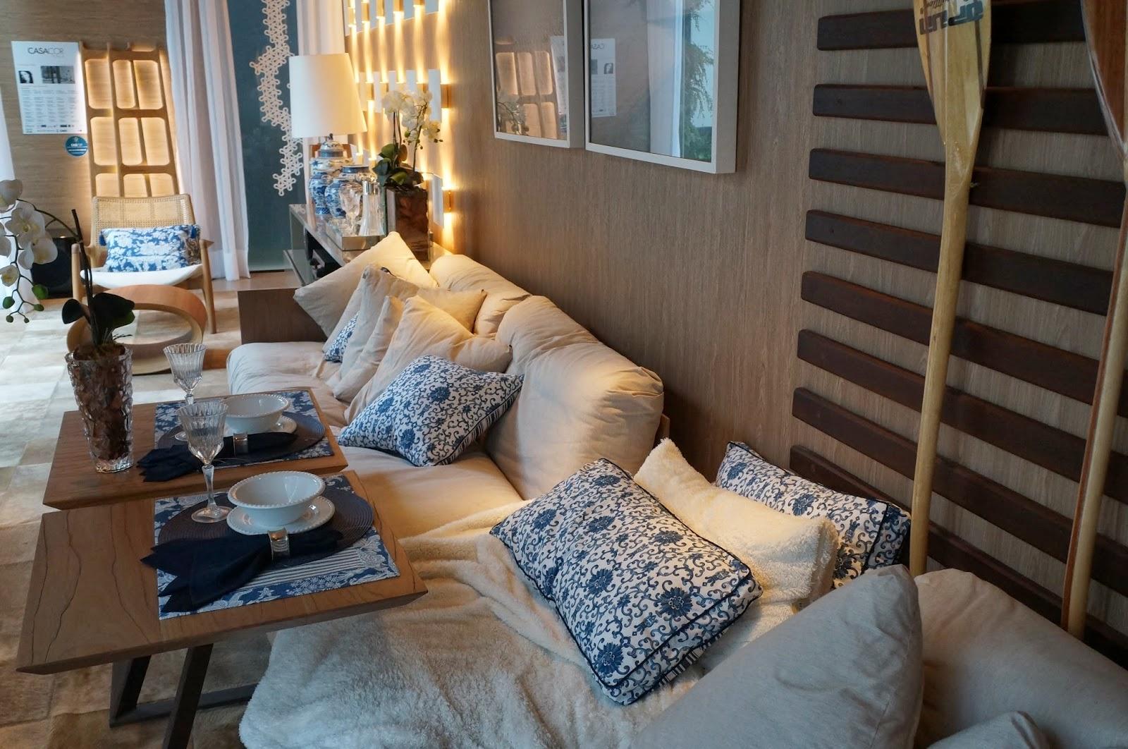 """Casa Cor Litoral SP 2014 - ambiente """"Lounge do Casal Apaixonado""""- projeto Carla Felippi - foto 2"""