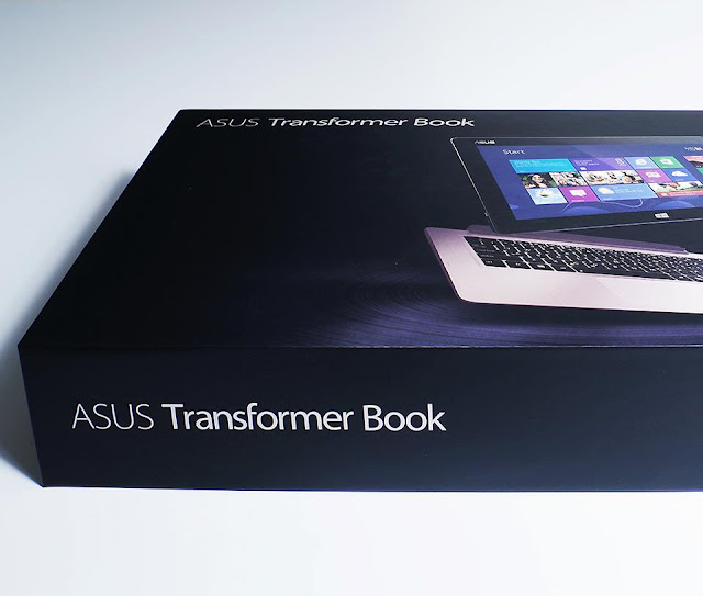 13-inch Asus Transformer Book