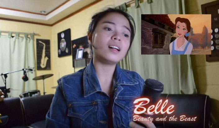 Myka Cloma Top 15 Disney Cover Songs VIDEO Hits the Web