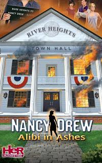 Nancy Drew Alibi in Ashes