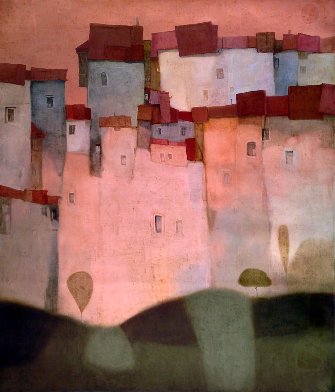 Zviad Gogolauri, Evening City
