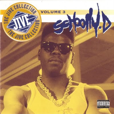 Schoolly D – The Jive Collection: Volume 3 (CD) (1995) (FLAC + 320 kbps)