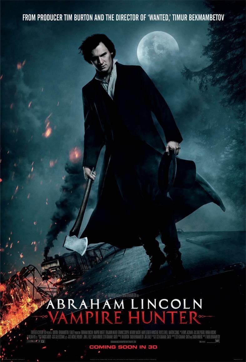 Abraham Lincoln: Cazador de Vampiros – [Español Latino][2012]