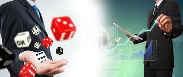 Perbedaan Antara Perjudian dan Investasi