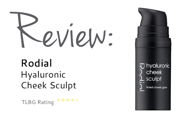 Review: Rodial Hyaluronic Cheek Sculpt