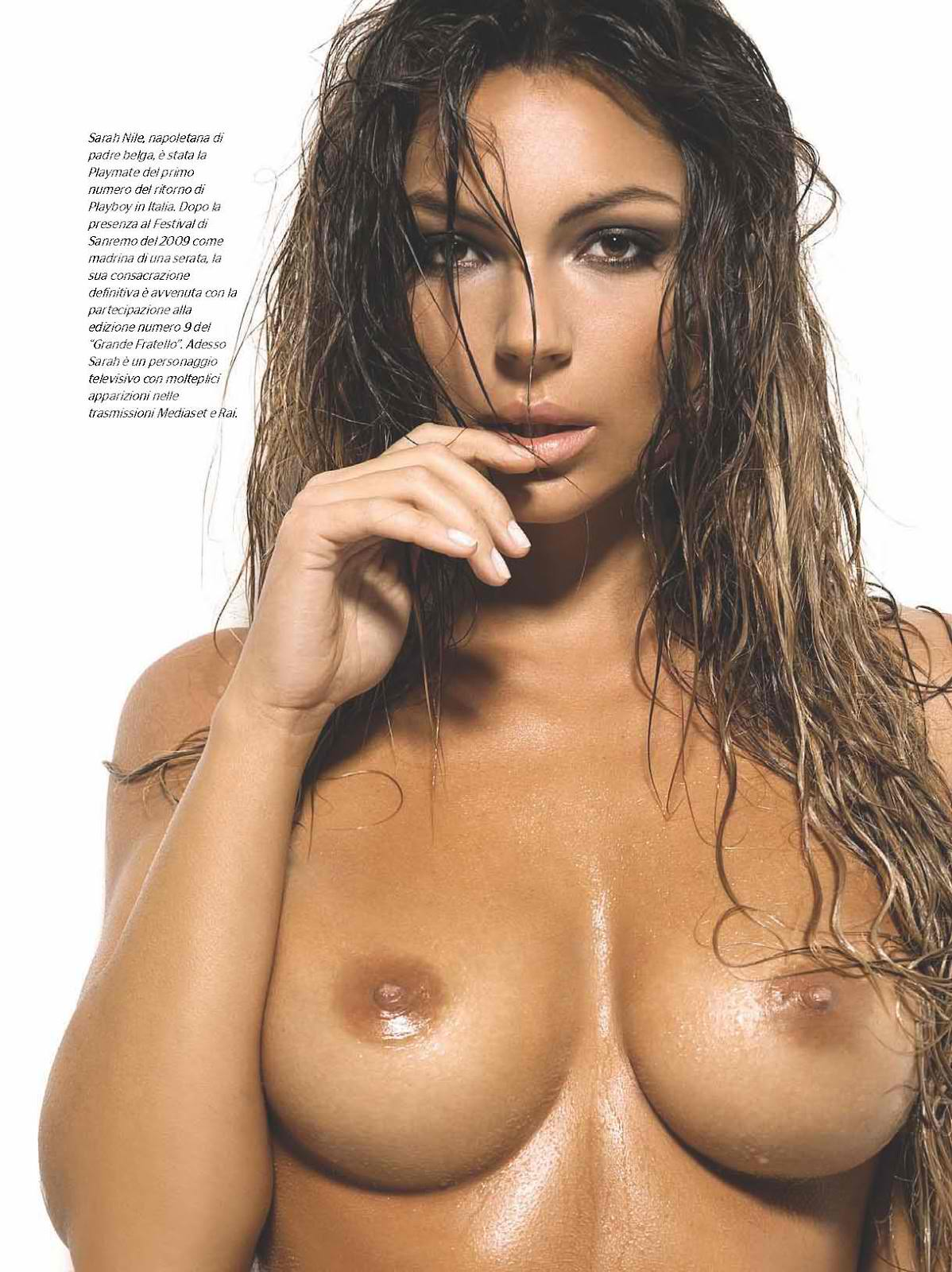 Pictures Of Sarah Nile Francesca Lukasik Federica Ariafina At Playboy