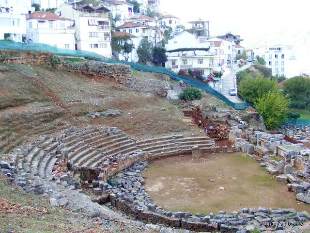 Fethiye Telmessos Theatre Work
