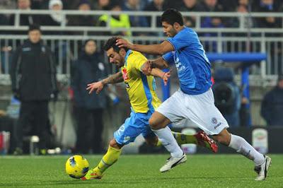 Novara 1 - 1 Napoli (2)