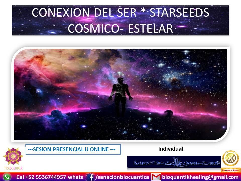 STARSEEDS CONEXION ESTELAR