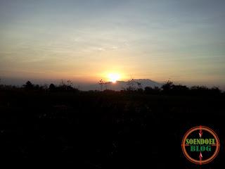 Panorama Pagi di Kediren Lembeyan Magetan