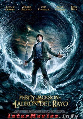 Percy Jackson y El Ladrón del Rayo DVDRip Latino