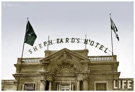 Shepheard's Hotel, Cairo