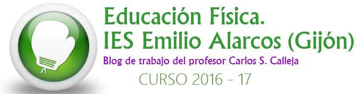Educación Física. IES Emilio Alarcos