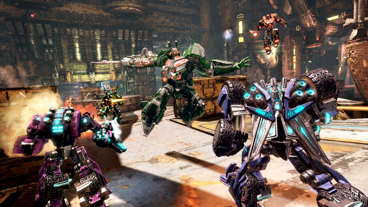 game world transformers fall of cybertron. Black Bedroom Furniture Sets. Home Design Ideas