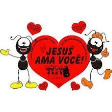Jesus ama voce