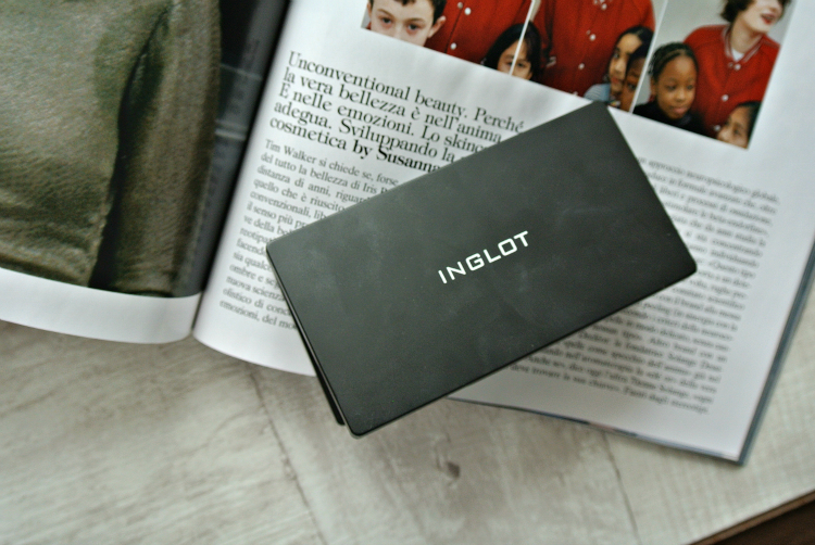 INGLOT Freedom system shadow 154 452 389 review pudrijera