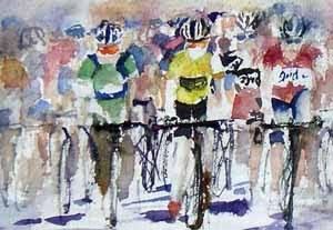 Tour de France, le maillot jaune