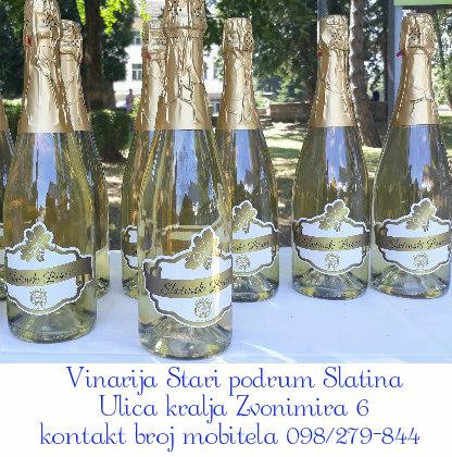 Vinarija Stari podrum Slatina