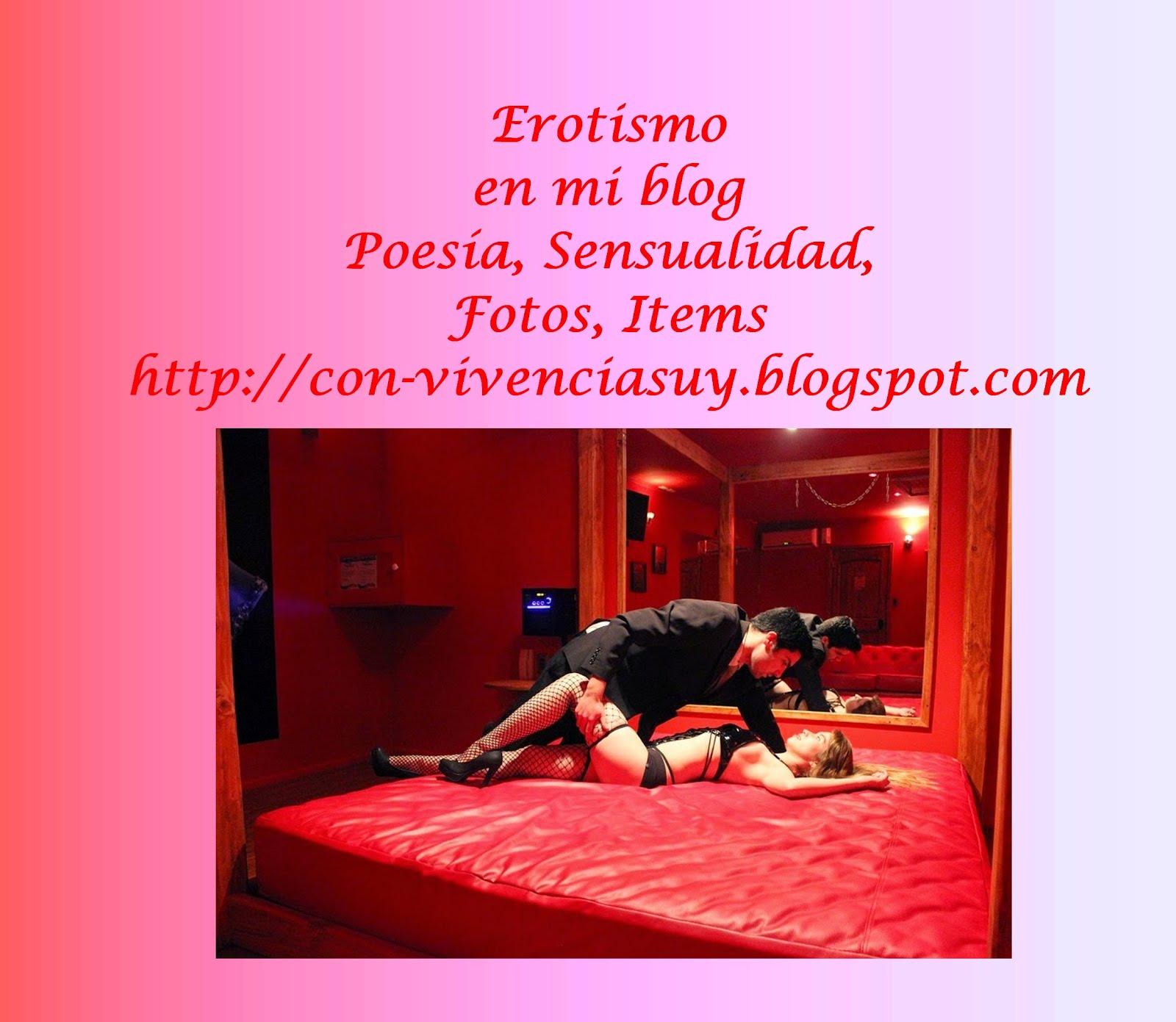 Poesía Erotismo en CV