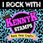 I {HEART} KennyK Stamps