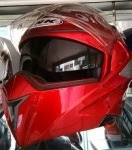 Helm INK Mirage Merah