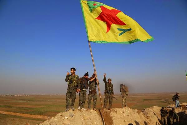 Jin Jiyan Kobane!