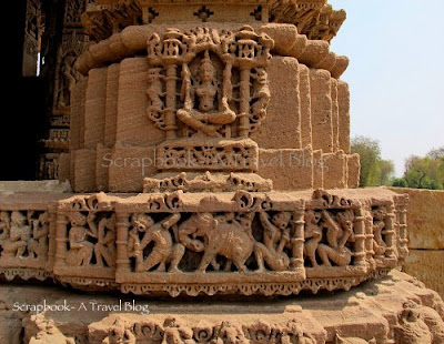Sun Temple at Modhera Gujarat