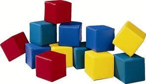 Photo de cubes