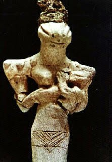 The Unanswered Mystery of 7,000-year-old Ubaid Lizardmen