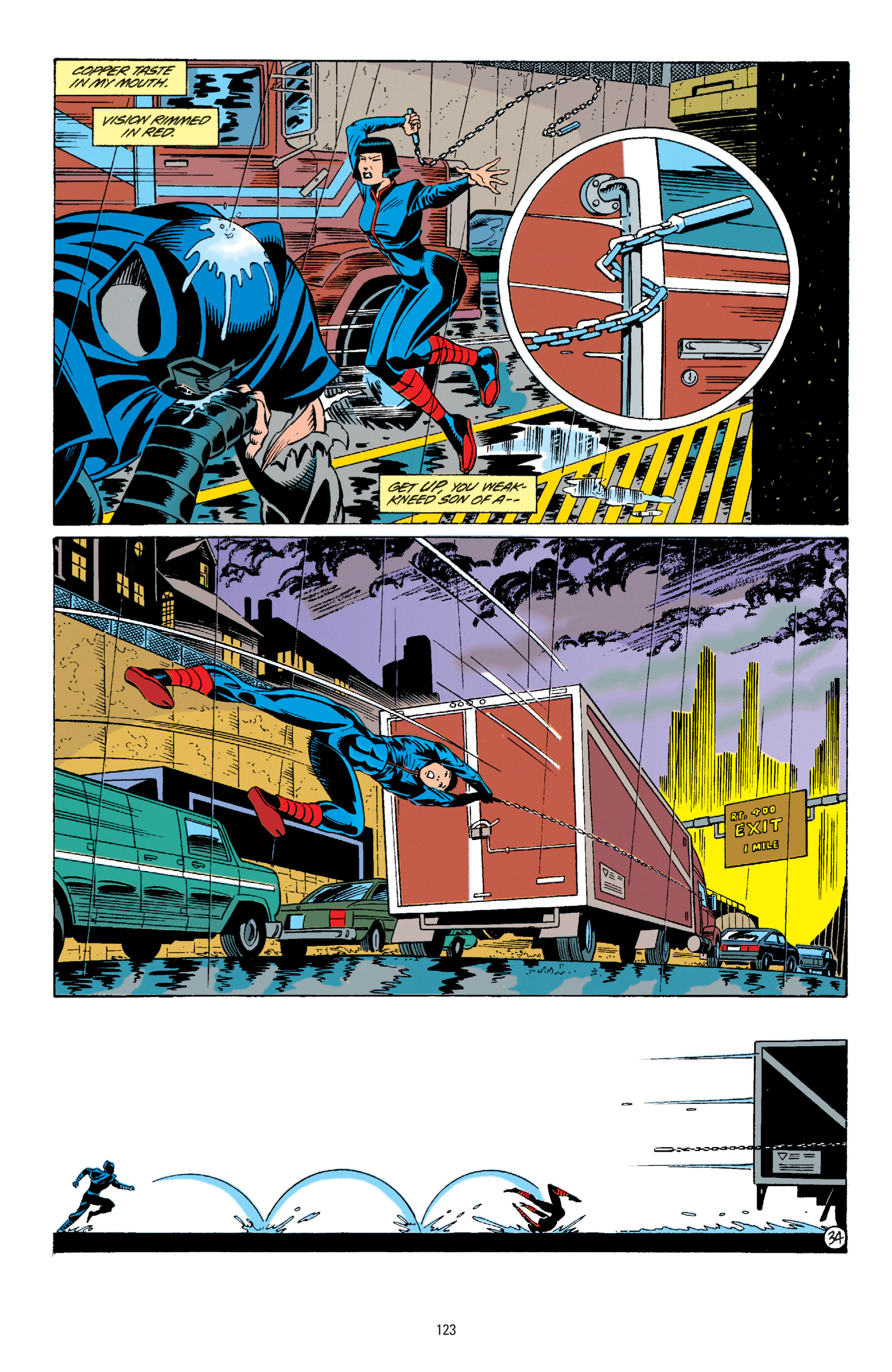Detective Comics (1937) Issue #676 Page 35