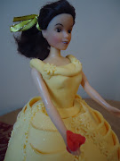 Labels: Dress Cake Disney Belle Rose Barbie Birthday Beauty and the Beast .