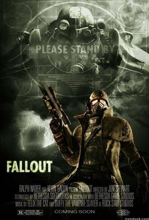 Fallout HD & Widescreen Wallpaper 0.897826435974662