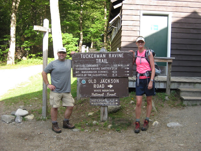Tuckerman Ravine Trail