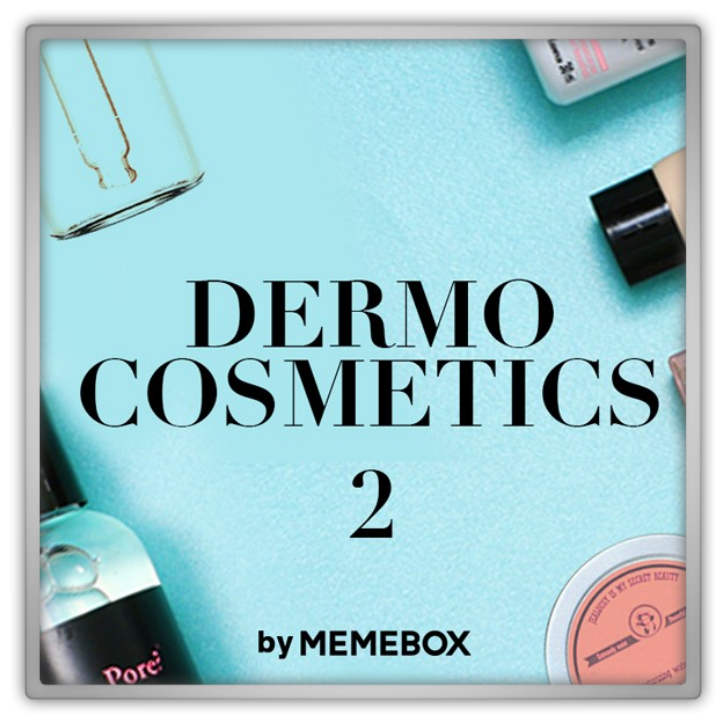 Superbox memebox Dermo cosmetics 3 미미박스 Commercial discount memepoints reward