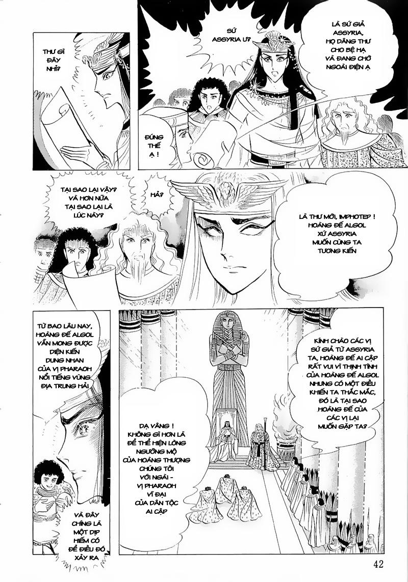 Nữ Hoàng Ai Cập-Ouke no Monshou chap 51 Trang 10 - Mangak.info